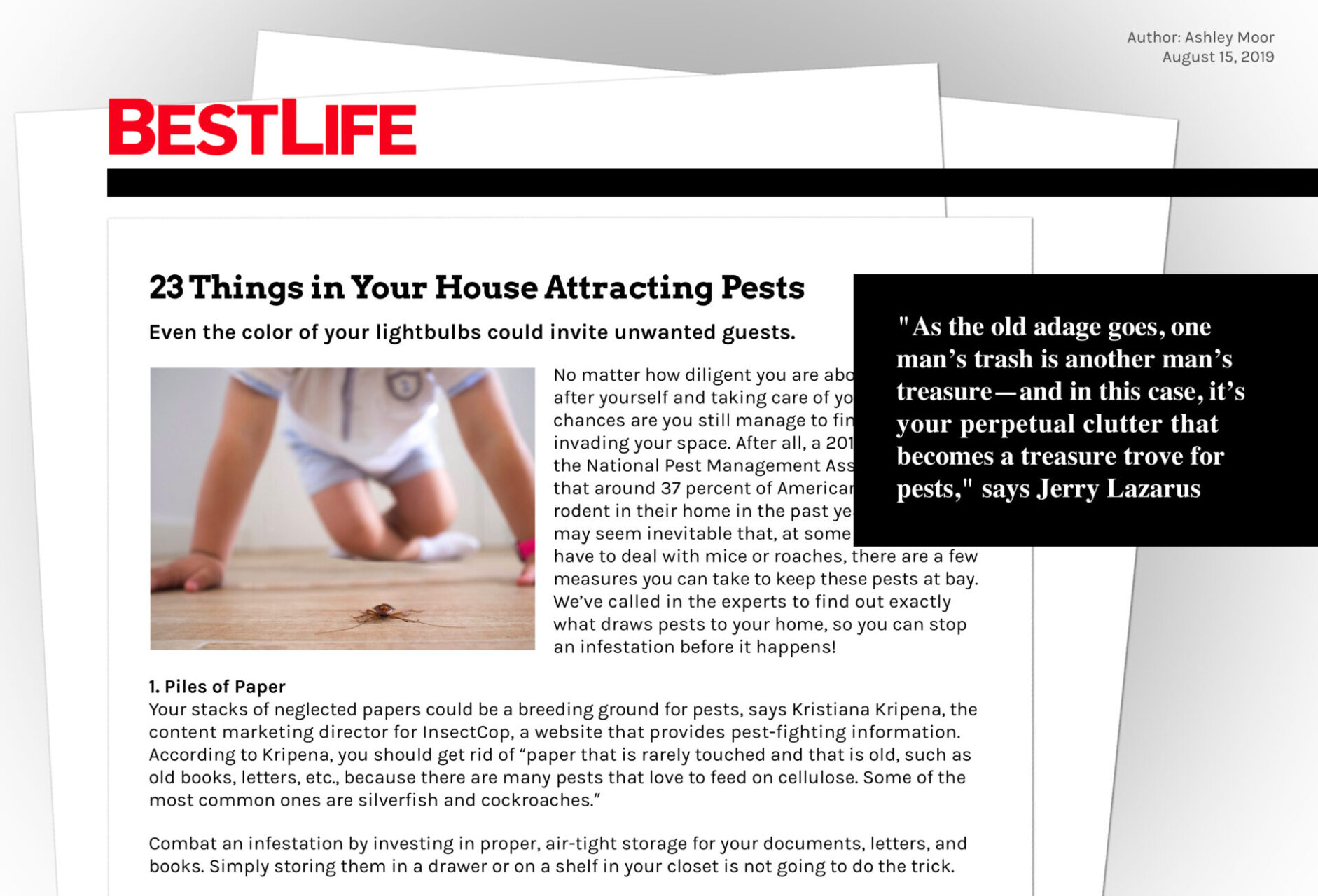 Braman-BestLife-23-Things-Attracting-Pests-Article
