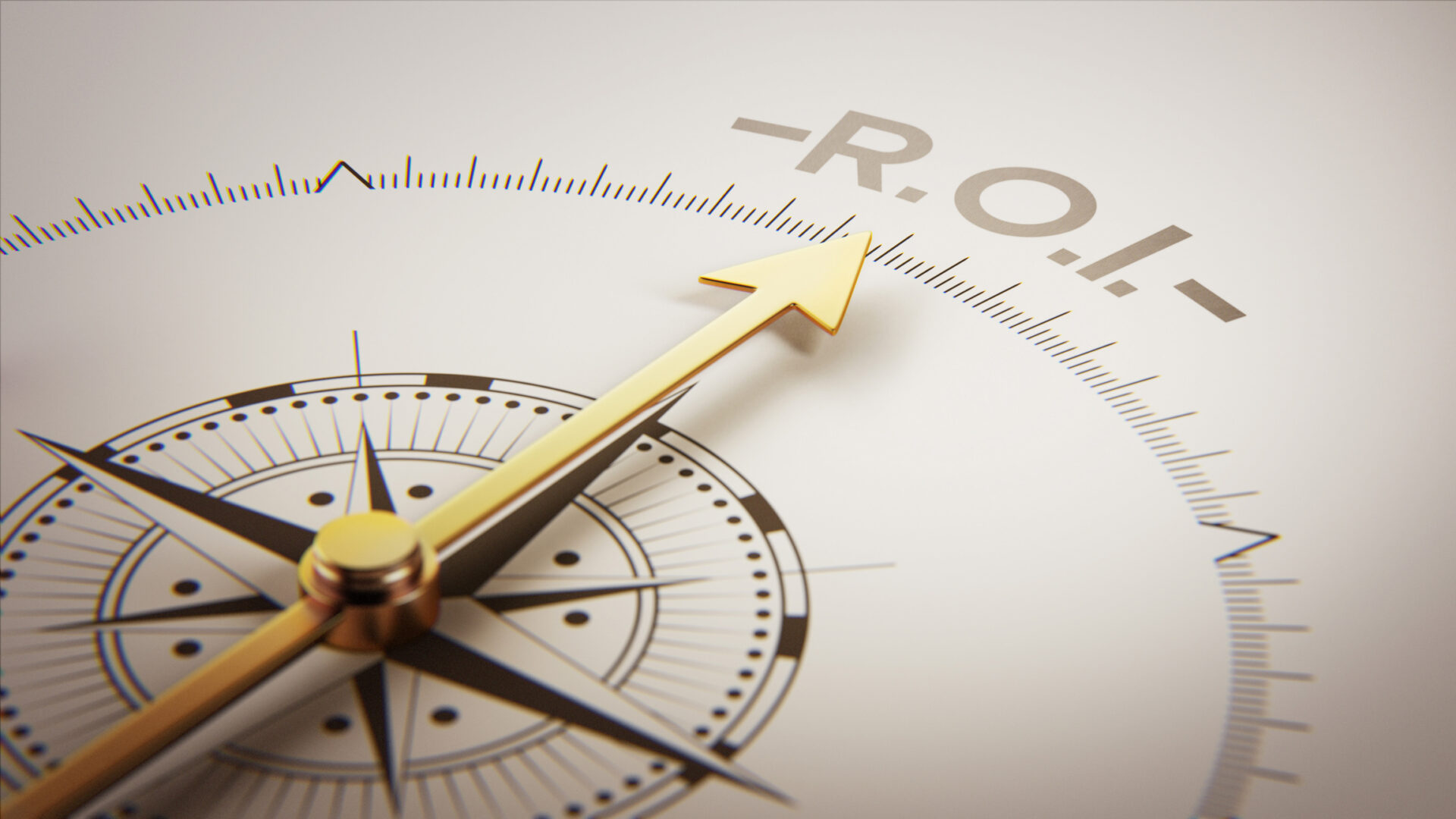 compass for measure advertising ROI
